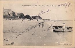 SAINT TROJAN LES BAINS LA PLAGE A MAREE BASSE - Ile D'Oléron