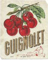 Vins Et Spiritueux/  étiquette/Guignolet/ JOUNEAU//Vers 1910-1930   ETIQ30 - Etiquettes
