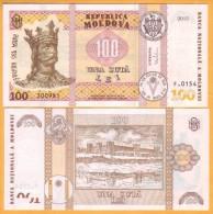 """2015 Moldova ; Moldavie ; Moldau  """"100 LEI  2015""""  UNC 300981 - Moldavie"""