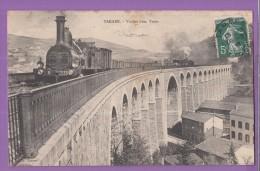69 TARARE Viaduc Avec Train - Tarare