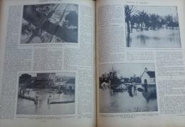 SCIENCES ET VOYAGES 1930 N°557:LE HERISSON/ILE SAO-THOME/GRANDES INNONDATIONS/TANNERIES/ - Periódicos