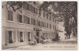 ANNOT - Hotel Philip  (83004) - Autres Communes