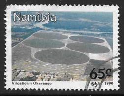 Namibia, Scott # 673 Used Irrigation, 1990 - Namibia (1990- ...)