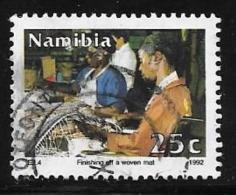 Namibia, Scott # 723 Used Disabled Worker, 1992 - Namibia (1990- ...)