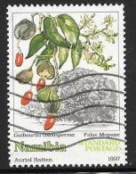 Namibia, Scott # 849 Used Tree, 1997 - Namibia (1990- ...)