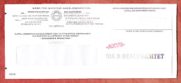 Brief, MMAR, Postage Paid Hongkong Port Paye Permit No 2206 (88850) - Cartas