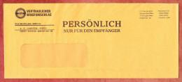 Brief, Persoenlich, Postage Paid Hongkong Port Paye Permit No 2206 (88892) - Cartas