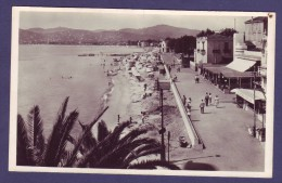Juan-les-Pins - La Nouvelle Promenade  ( 2 Scans ) - Juan-les-Pins