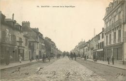 78 MANTES AVENUE DE LA REPUBLIQUE ANIMEE - Mantes La Ville