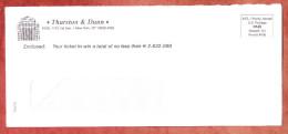Printed Matter, U.S. Postage Paid, Global Mail, Permit 2405, Zip Code 90052 (27421) - Postal History
