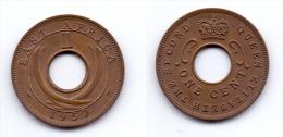 East Africa 1 Cent 1957 H - Colonie Britannique