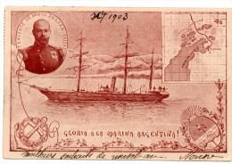 Polaire - Teniente De Navio - Julian Irizar - ARGENTINE 1903 - TAAF : Franse Zuidpoolgewesten