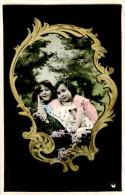 Belle  Carte     -   Enfants  -             AC282 - Portraits