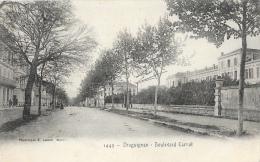 Draguignan - Boulevard Carnot - Phototypie E. Lacour - Carte Non Circulée - Draguignan
