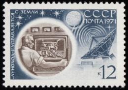 RUSSIA - Scott #3835 Soviet Moon Exploration, Center Of Space Communication / Mint NH Stamp - Neufs