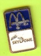 Pin Mac Do McDonald´s SkyDome - 10A02 - McDonald's