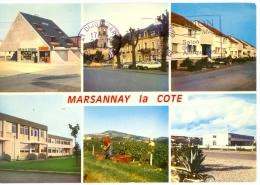 21 - Marsannay-la-Côte, Multivue - Autres Communes