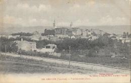 Grillon (Vaucluse) - Vue Générale (nord) - Edition Th. Revoul - Carte N°340 - France