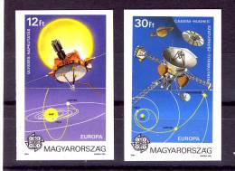 Hongrie / Ungarn / Magyarorszag - Europa 1991 - Mi / Philex 4133-4134 - Hongrie