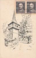 Stara Zvonice - Hronovské Pohledy  - Scan Recto-verso - República Checa