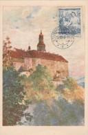 Nachodsky Zamek  - Scan Recto-verso - República Checa
