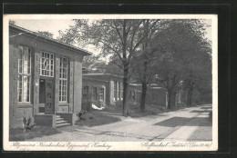 AK Hamburg-Eppendorf, Allg. Krankenhaus, Stoffwechsel-Institut Pavillon 38-42 - Eppendorf