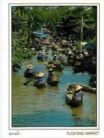 Marchés - Thailande - Bangkok - Voir Scans Recto-Verso - Marchés