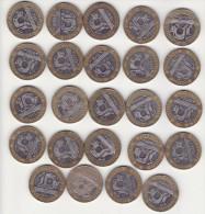 France - 24 X 10 Francs - France