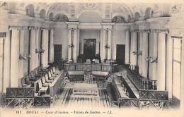 NORD  59  DOUAI    COUR D'ASSISES  PALAIS DE JUSTICE - Douai