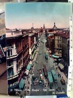 MILANO VIA OREFICI VIA DANTE  TRAM   VB1954 FE8038 - Milano (Milan)