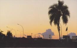 Brazil - City At Dusk, Brasilia, China's Postcard - Brasilia