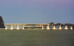 Brazil - The Official Residence Of President, Brasilia, China's Postcard - Brasilia