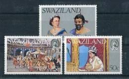 Swaziland 1977. Yvert 267-69 ** MNH. - Swaziland (1968-...)