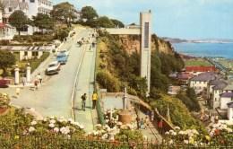 Postcard - Shanklin Lift, Isle Of Wight. KIW416 - Other