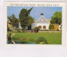 CP ROMANTISCHES BURGENLAND (voir Timbre) - Autriche