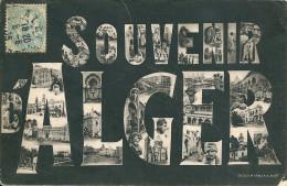 Algérie  ,  SOUVENIR  D' ALGER - Algiers