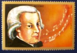 SHARJAH Musique, Mozart ** MNH. 1 Valeur - Musik