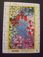 Nederland 2007   MNH Nvph Nr V2500-2509 Bloemetjescadeau - Periode 1980-... (Beatrix)