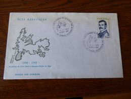 Courrier 1 Er Jour  Kerguelen - French Southern And Antarctic Territories (TAAF)