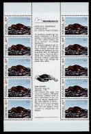 A3632) Portugal Mi.1604-1607 (10) Als Zusammendrucke ** Unused MNH - Meereswelt