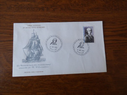 Courrier 1 Er Jour Saint -Paul Et Amsterdam - French Southern And Antarctic Territories (TAAF)