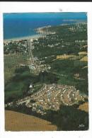 22 CPM Sables D'or Les Pins Bretagne Pittoresque Camping Circulé 12417 YCA - Francia