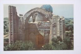 SAMARKAND. Bibi-Khanum , Old PC  - Islam, Mosque 1967 - Uzbekistan