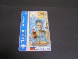 PAPUA 1996 10u Bottle-Blue SET OF 4  Mind; - Papua New Guinea