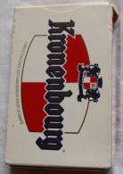 Jeu De Cartes 32 Cartes à Jouer Pub KRONENBOURG   - Carte Publicité Bière Alcool - 32 Cartes