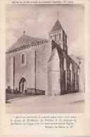 Saint Hilaire Des Loges 85 - Eglise - Saint Hilaire Des Loges