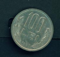 ROMANIA  -  1993  10l  Circulated Coin - Romania