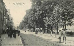 50 CHERBOURG RUE DE L'ABBAYE ANIMEE - Cherbourg