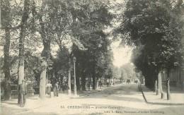 50 CHERBOURG AVENUE DE CARNOT ANIMEE - Cherbourg