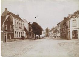 B-5751    ZELZATE : Wittouckplaats - Uitgever Hamerlinck In De Grave Orginele Foto Size 163 X 119 Mm) - Zelzate